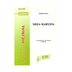 W-012  MSZA MARYJNA