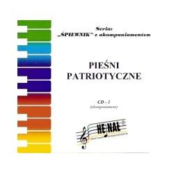 PIEŚNI PATRIOTYCZNE CD1