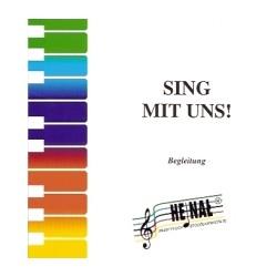 SING MIT UNS + CD - Piosenki niemieckie
