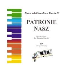 PATRONIE NASZ - CD  + partytura