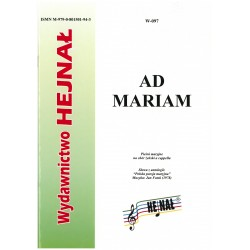 W-097  AD MARIAM + CD