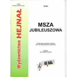 W-086  MSZA JUBILEUSZOWA -  ks. Hieronim Chamski