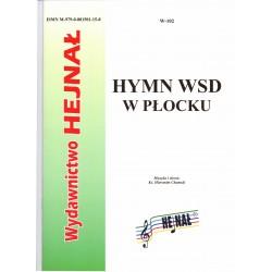 W-102  HYMN STUDENTÓW SEMINARIUM -  ks. Hieronim Chamski