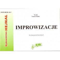 W-051 IMPROWIZACJE - Tomasz Kalisz