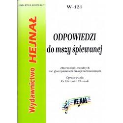 W-114 NABOŻEŃSTWA - towarzyszenia organowe tom VI