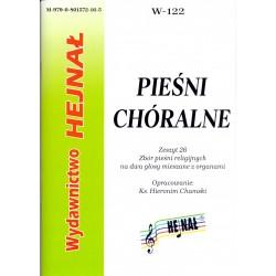 W-122 Pieśni chóralne - zeszyt 26