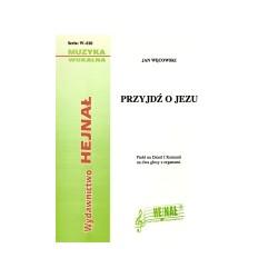 W-010  PRZYJDŹ O JEZU   Wyczerpane